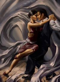 Танго опен эйр