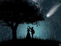 """Танго на открытом воздухе """"Звездный дождь"""""""