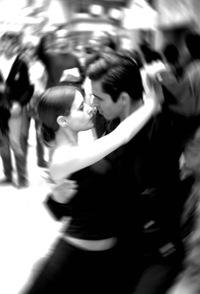 Милонга «Всемирная паутина танго»