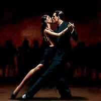 танго на открытом воздухе Либертанго