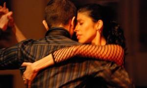 """Танго на открытом воздухе """"Желание обнять"""""""