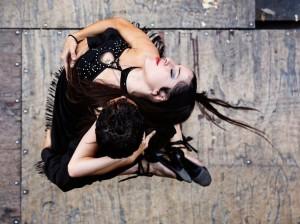 Танго на открытом воздухе.Начни с начала!